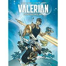 Valérian, vu par... - tome 0 - Shingouzlooz Inc.