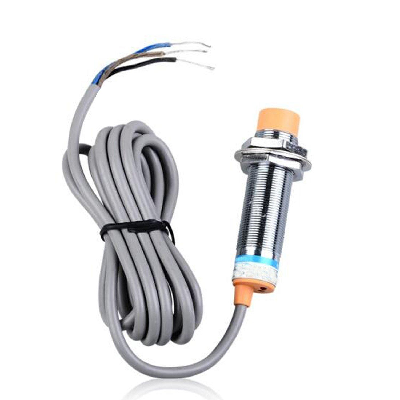 LJC18A3-H-Z/BX Capacitance Proximity Sensor Switch NPN NO DC 6-36V ...