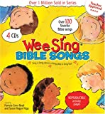 Wee Sing Bible Songs (Wee Sing, 4 CDs and Activity Book)