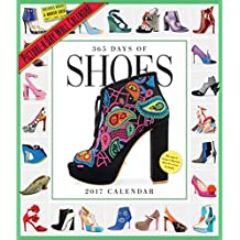 365 Days of Shoes 2017 Calendar