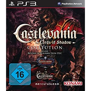 Castlevania – Lords of Shadow Collection – [PlayStation 3]