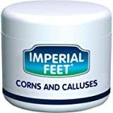 Ultra Effective Foot Callus Corn Remover with Salicylic Acid | Foot Cream for Hard Dry Skin | Corn Remover Treatment…