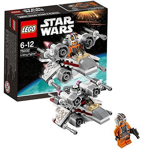 LEGO Star Wars 75032: X-Wing Fighter by lego