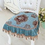 xianw Extra gro?e travelmate Sitz Kissen mit speziell entworfen Non-Slip Cover zur verhütung es von schiebetüren auch auf polierten marmorboden-B 45x45cm(18x18inch)