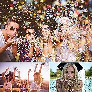 Chunky Glitter Set Festival Cosmetic Glitter For Body Face Nails Hair Eye, 9 Colour