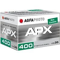 1 AgfaPhoto 100 Prof APX Pan 400 135/36 Nuova emulsione