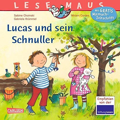 Preisvergleich Produktbild LESEMAUS 80: Lucas und sein Schnuller