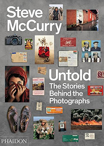 Book by McCurry Steve