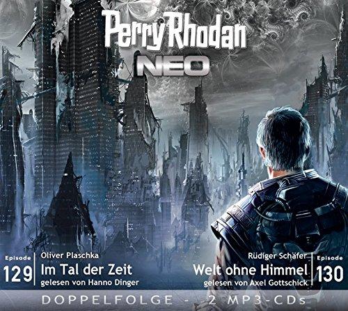 Perry Rhodan NEO 129 - 130: Im Tal der Zeit  / Welt ohne Himmel