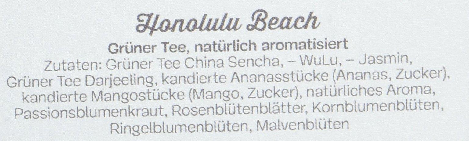 Pi-Tea-Honolulu-Beach-Dose-Grner-Tee-Teestation-natrlich-und-vegan-2er-Pack-2-x-75-g