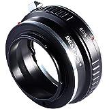 Beschoi EOS-NEX Objektiv Adapter für Canon EOS EF Objektiv auf Sony NEX Alpha E-Mount NEX-3 NEX-5 NEX-6/7 A7 A7R A7S II III A6300 A6500 A9