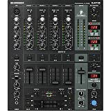 #9: Behringer Pro Mixer DJX750 Professional 5-Channel DJ Mixer with Advanced Digital Effects and BPM Counter