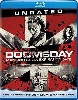 Doomsday [Blu-ray] by Rhona Mitra
