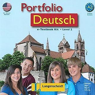 Portfolio Deutsch, Bd.A2 : e-Textbook Kit, 1 CD-ROM Level 2
