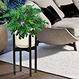 #2: TrustBasket Mid Century Planter Stand - Set of 2