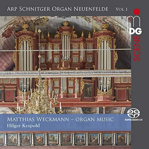 Matthias Weckmann: Orgelwerke