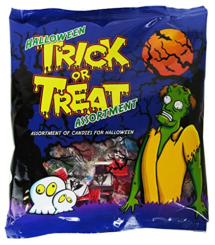 Halloween Trick or Treat Candy, 1er Pack (1 x 375g)