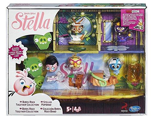 Hasbro - Personaggi da collezione di Angry Birds