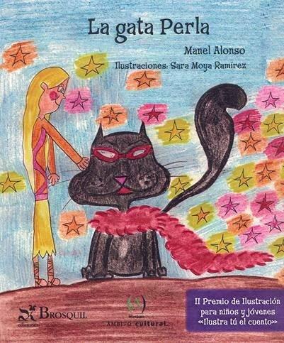 La gata Perla Cover Image