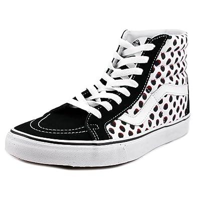 8e2e67eaa6 Vans Sk8 Hi Reissue Spotted Americana Black Classic Hi Top Shoes  Amazon.co. uk  Shoes   Bags