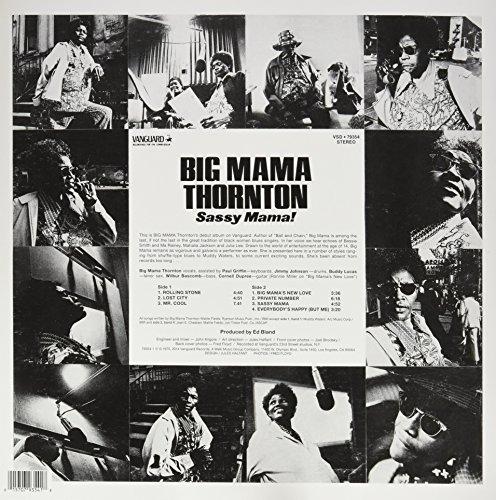 Sassy Mama (Remastered)