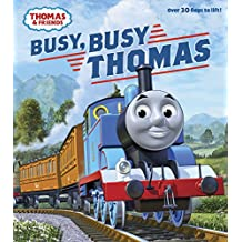 Busy, Busy Thomas (Thomas & Friends) (Nifty Lift-And-Look)