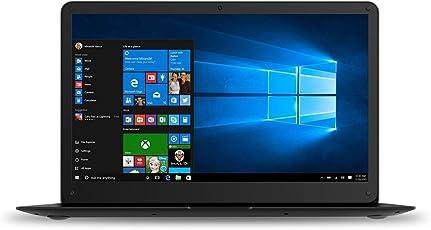 Yuntab 2018 Nuovo computer portatile 14 pollici Z140C Computer portatile Windows OS Home 10 Windows 2 GB / 32 GB Intel® Atom ™ x5-Z8350 Quad Core 1366x768 Display, Mini HDMI Computer (nero)
