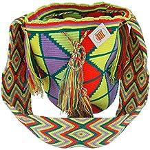 Auténtica Mochila Wayuu Colombia