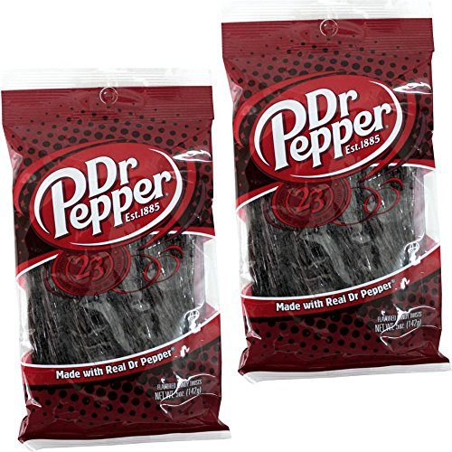 Dr. Pepper Candy Twist 2 x 142g Beutel (Fruchtgummi)