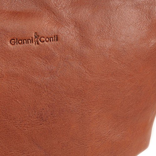 Borsa A Tracolla Womens Verona Gianni Conti Cognac tan