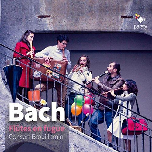 J.S. Bach: Flûtes en fugue