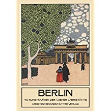 Berlin: 10 Kunstkarten der Wiener Werkstätte