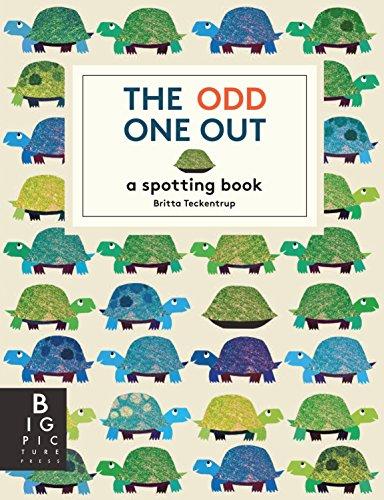 The Odd One Out (Britta Teckentrup)