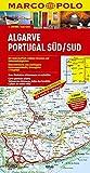 MARCO POLO Karte Algarve, Portugal Süd 1:200.000 (MARCO POLO Karte 1:200000)