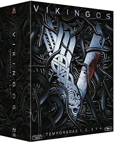 Vikingos-Temporada-1-a-4-Blu-ray