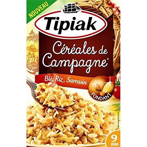 Tipiak céréales de campagne blé riz sarrasin 330g - ( Prix Unitaire ) - Envoi Rapide Et Soignée