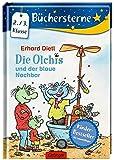 Die Olchis und der blaue Nachbar (Büchersterne)