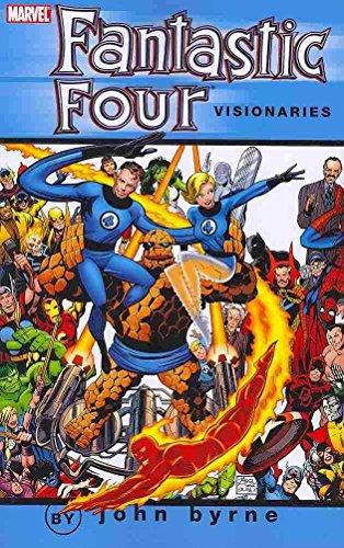 [Fantastic Four Visionaries: Vol. 1] (By: John Byrne) [published: November, 2009]