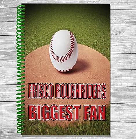 Frisco Saskatchewan Biggest Fan–A5Baseball ordinateur portable/bloc-notes/bloc de dessin