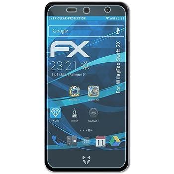 atFoliX 4050512152939/Screen Protector Transparent dsc-hx90/3pc S Screen Protector