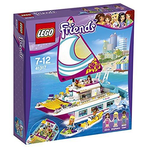 Usato, LEGO 41317 - Friends, Il Catamarano usato  Spedito ovunque in Italia