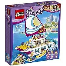 LEGO Friends - Catamarán tropical (41317)