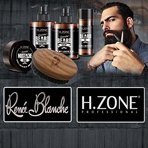 Bart und Schnurrbart kit - H-Zone Essential Beard - Renèe (Und Schnurrbärte Bärte)