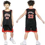 HUAXUN 23Jorden Jersey Camiseta baloncestotraje Entrenamiento Traje Deportivo para HombreBaloncesto ni?os