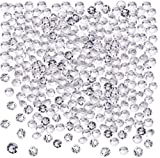 5000 Clear Wedding Table Scatter Crystals - for 6-8 Tables Bild