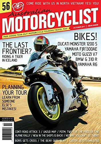 MotorCyclist: Bike (English Edition)