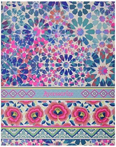 Senfort-Cartellina Con 4 Anelli Folio'decorati Accessorize Home