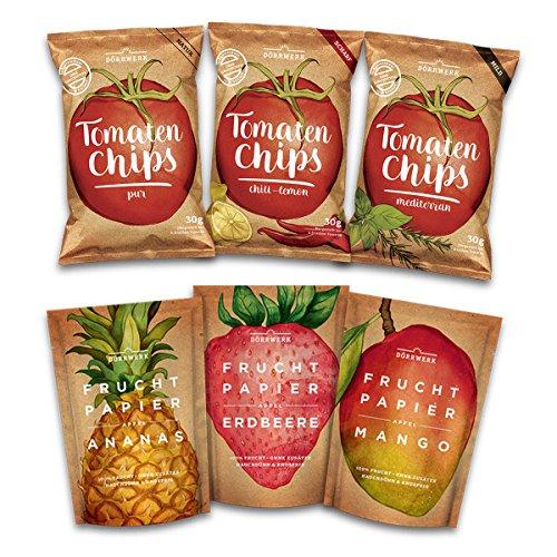 Obst-Chips selber machen