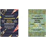 Americanah + Half Of A Yellow Sun (Set of 2 Books)
