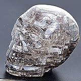 Zantec 3D Schädel Skelett Kristall Puzzle DIY Puzzle Spielzeug Modell als Perfektes Geschenk